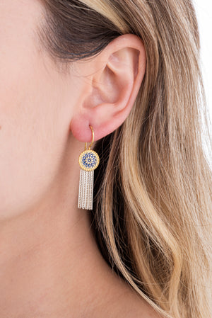 Hatay Fringe Earrings