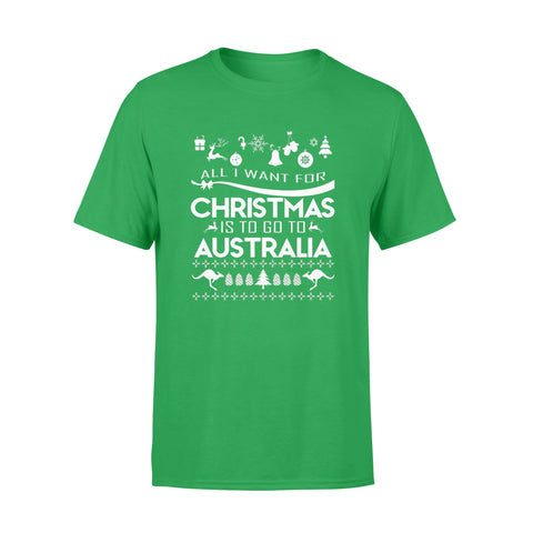 All I Want For Christmas is to go to Australia K5