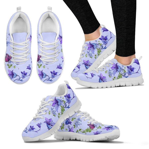 1stAustralia Sneakers - Royal Bluebell Shoes Version Purple - Unisex - Nn2