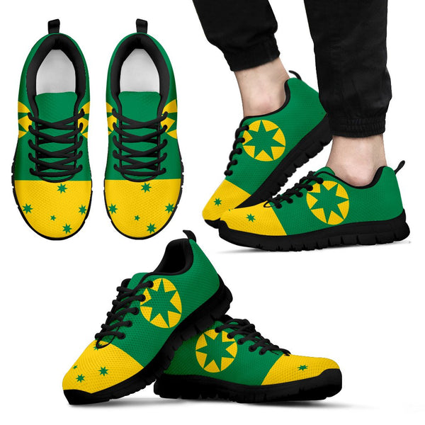 Australia Special Flag 5 MenS / WomenS Sneakers (Shoes) Nn9 1ST