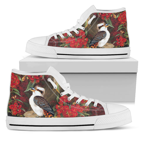 Australia High Top Shoes Kookaburra And Waratah™ K5
