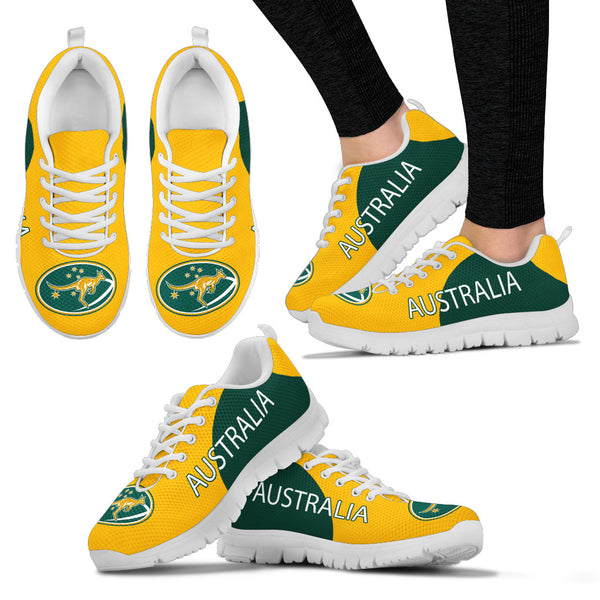 1stAustralia Sneakers - Rugby Shoes Sport Version - Unisex - Th9