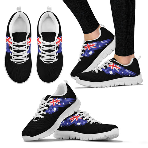 Image of Australia Flag Wing Sneaker