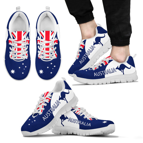 Australia Shoes Flag Color Sport Version Th9