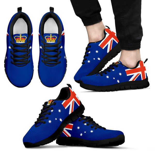 Victoria Shoes - Victoria Flag Sneakers Nn6 1ST