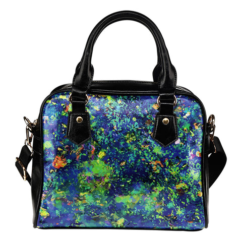 Australia Shoulder Handbag Opal