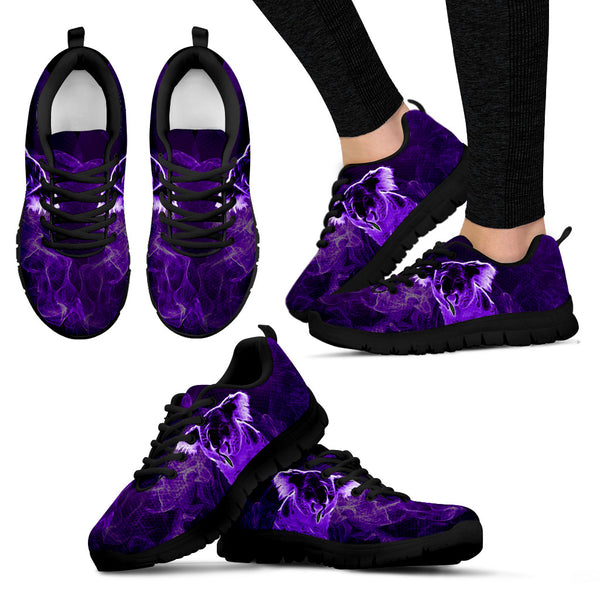 Australia Koala Running Shoes Smoke Purple Version