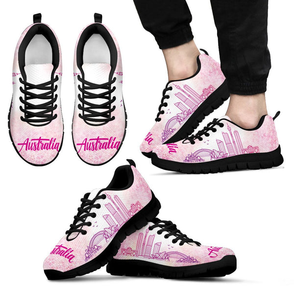 1stAustralia Sneakers - Sydney Shoes Love 2 - Unisex - Nn6
