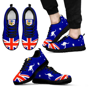 Australia Travel MenS / WomenS Sneakers (Shoes) Nn6 1ST