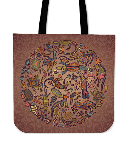 Australia Tote Bags Animals