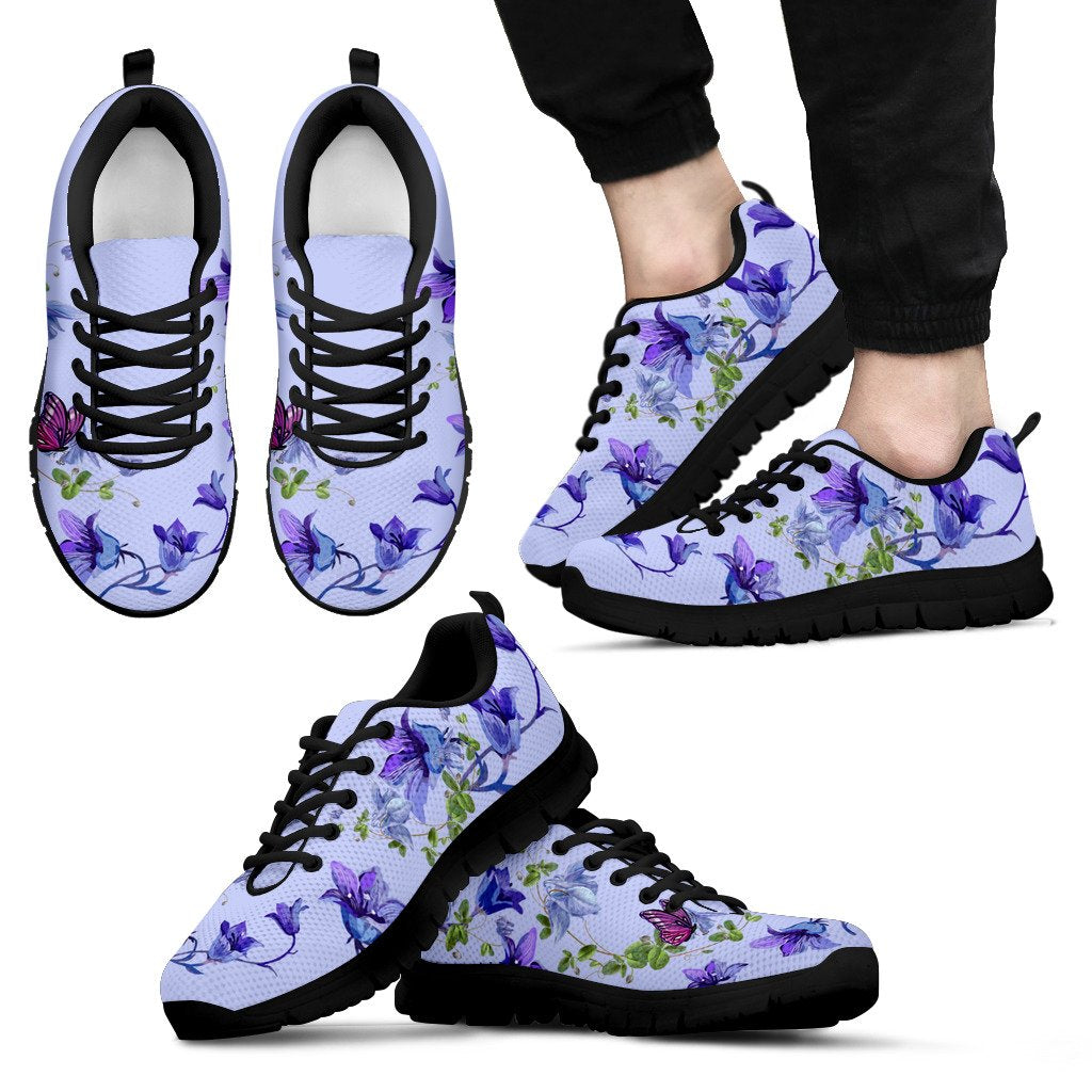 Australia Bluebell Florals Sneakers Version Purple Nn2 1ST