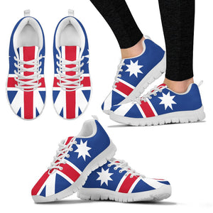 Kingdom Of Australia Flag Sneaker Th9 1ST