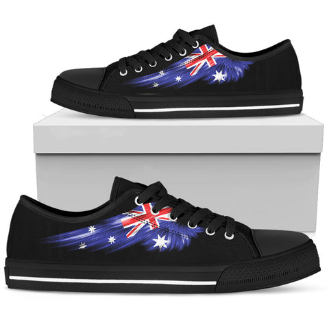 Image of Australian shoes, Australia Flag Shoes