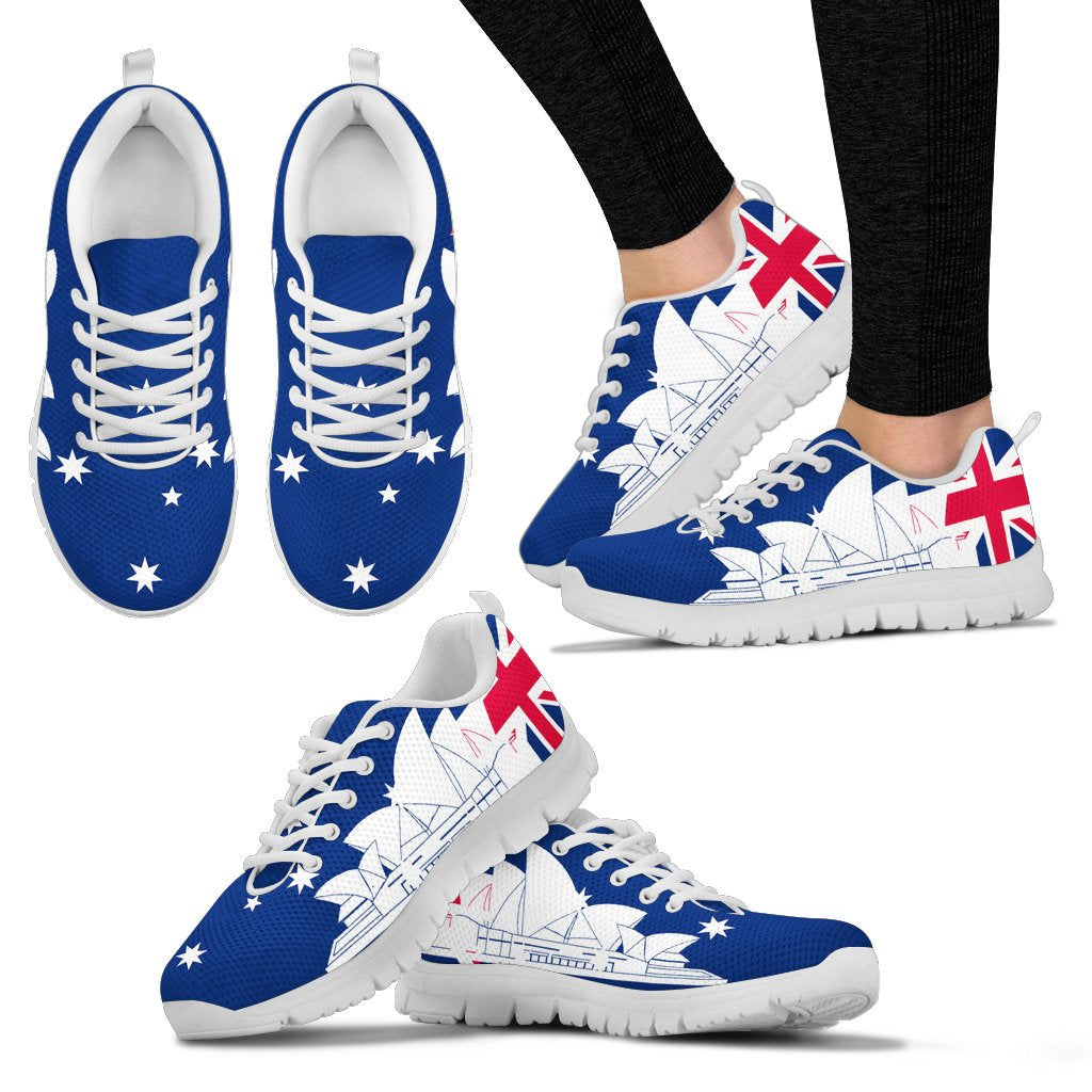 Australia - Sydney Opera MenS / WomenS Sneakers (Shoes) Th7 1ST