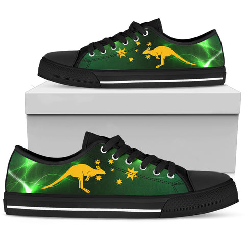 Australia Kangaroo Low Top Shoes