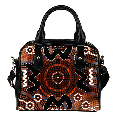 Aboriginal Shoulder Handbags