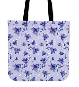 Australia Tote Bags Purple Bluebell