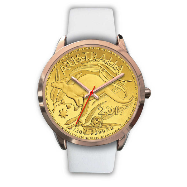 1stAustralia Watch - Kangaroo Watch - Gold