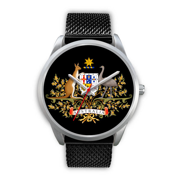 1stAustralia Watch - Australian Coat Of Arms Watch - Unisex
