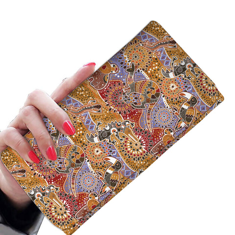 Image of Australia Bohemian Women Wallet