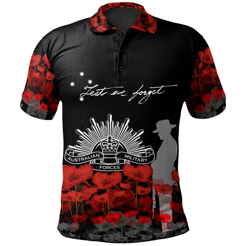 1stAustralia Anzac Day Polo Shirt - Remember Them