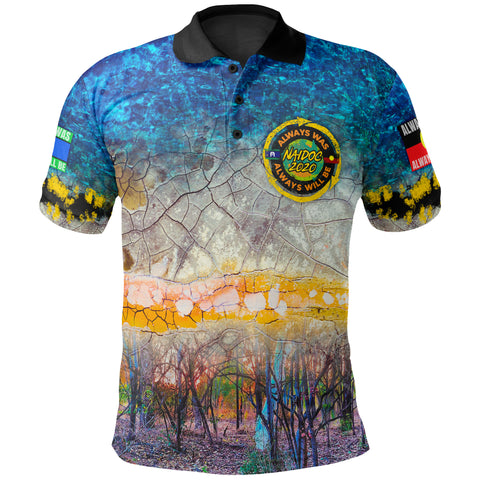 1stAustralia Polo Shirt - Naidoc Week 2020 Shirt - Unisex