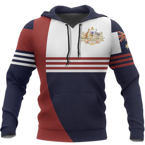 Australia Hoodie - Coat Of Arm