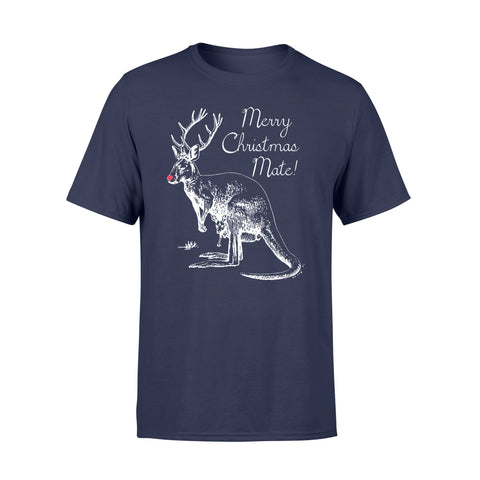 Kangaroo - Merry Christmas Mate T shirt K5