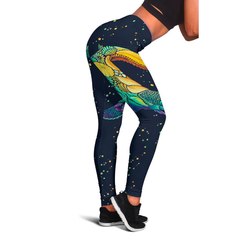 1stAustralia Women's Leggings - Platypus Women's Leggings Animal Art