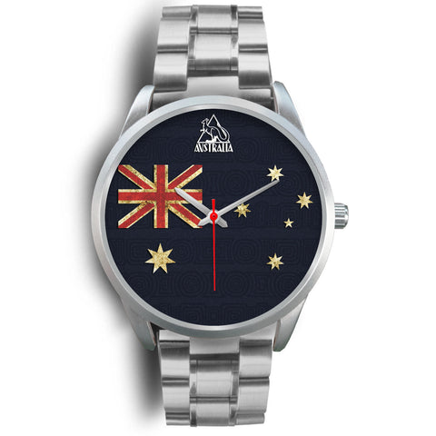 1stAustralia Watch - Aus Flag Watch Vintage Kangaroo Symbol - Unisex