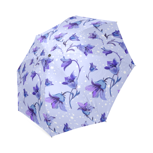 Australia Foldable Umbrella Purple Bluebell