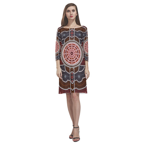 Image of Australia Dress Aboriginal 03