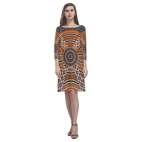 Image of Australia Dress Aboriginal 01
