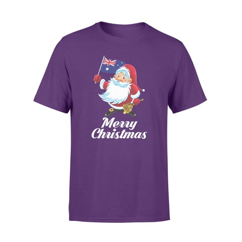 Australia Merry Christmas T shirt K5