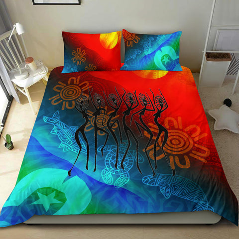 1stAustralia Naidoc Bedding Set - Proud To Be