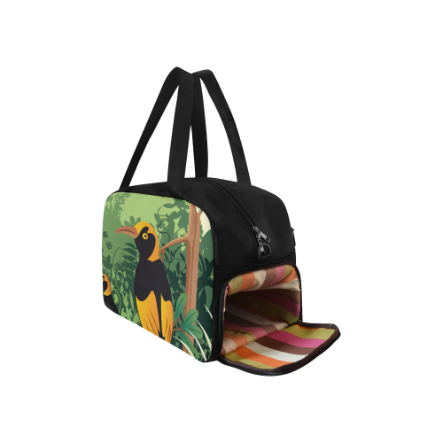 1stAustralia Travel Bag - Bowerbird Bag In Forest