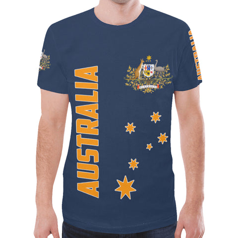 Australia T-Shirts Coat Of Arms