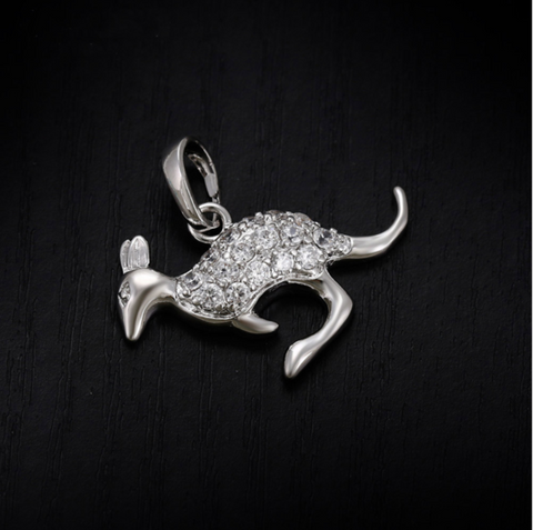Image of Australia Kangaroo Necklace
