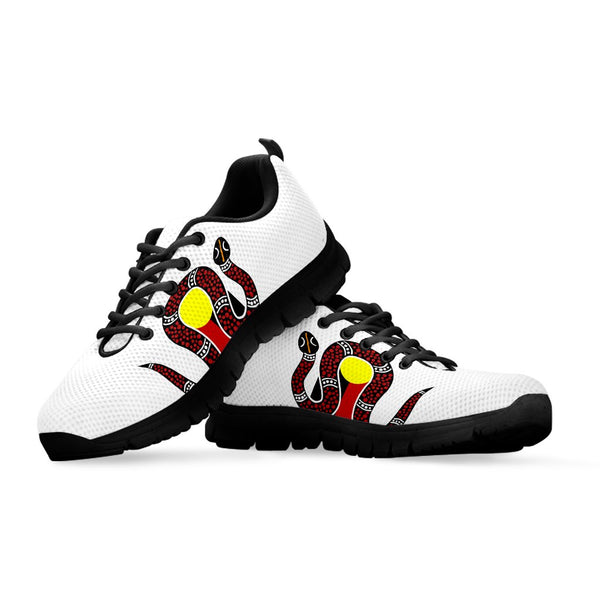 Australia Aboriginal Snake Sneakers | HOT Sale | Love Australia