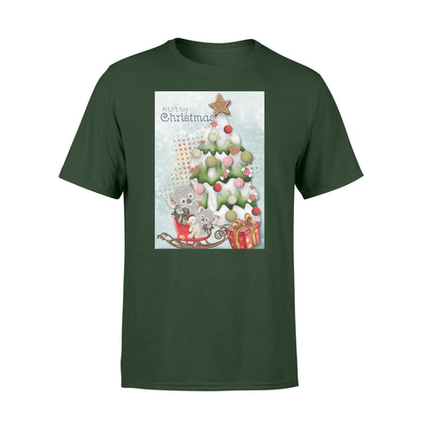 Australia Koala Family - Merry Christmas Mate T shirt K5