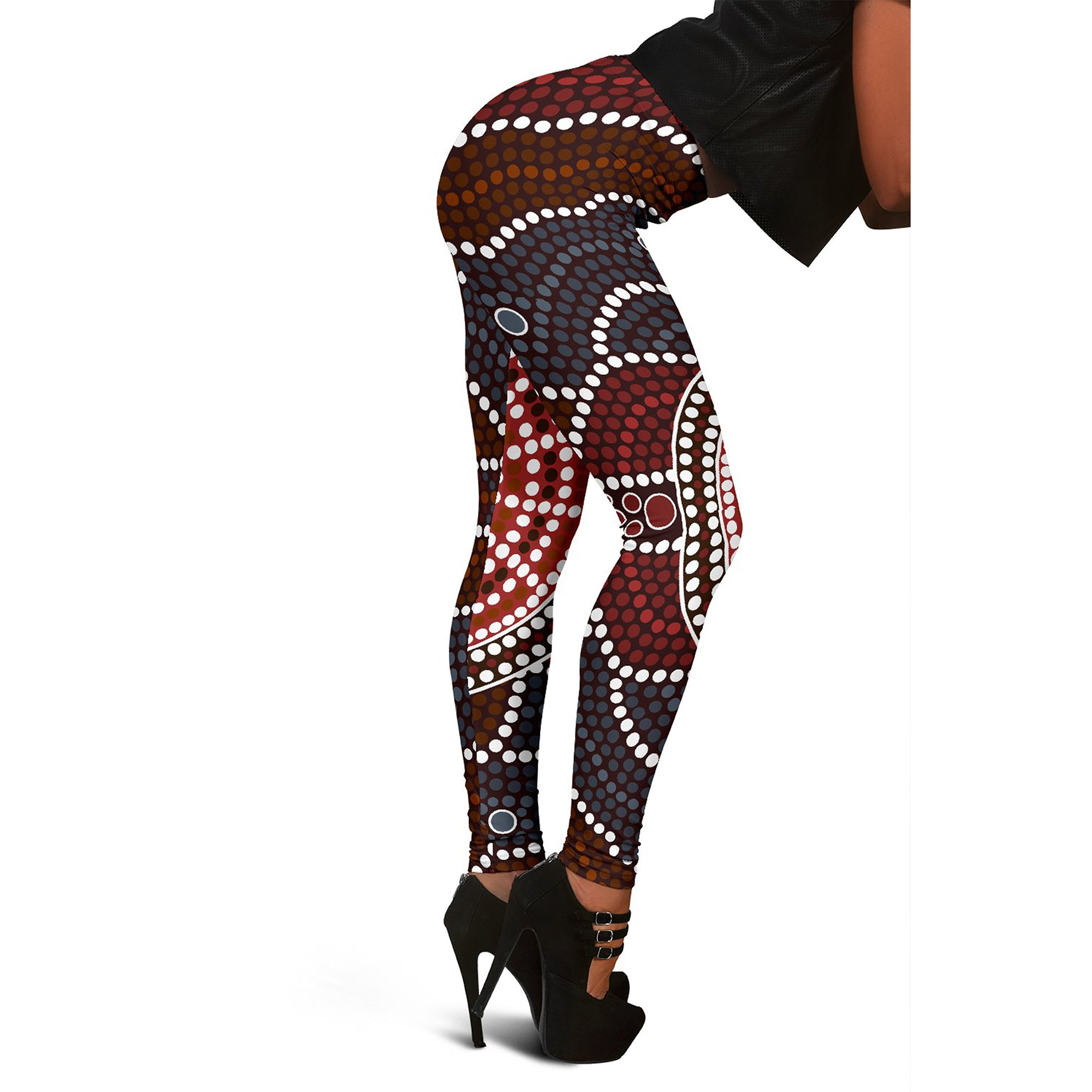 Australia Aboriginal Leggings 03