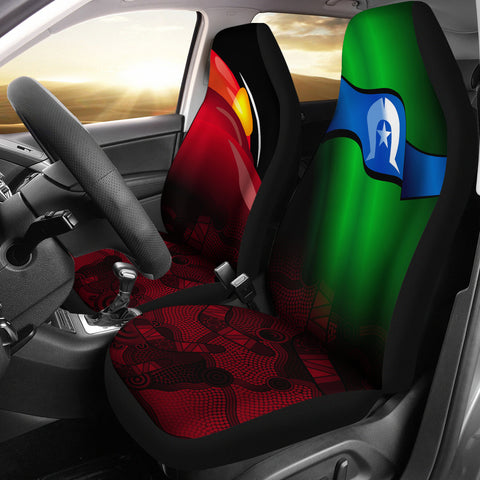 1stAustralia Aboriginal Car Seat Covers, Naidoc  Week