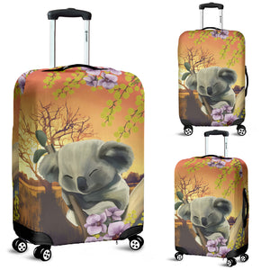 Australia Koala Luggage Cover - Koala Sleep