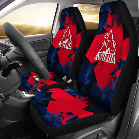 Australia Car Seat Covers Unisersal Fit - Aussie Southern Cross