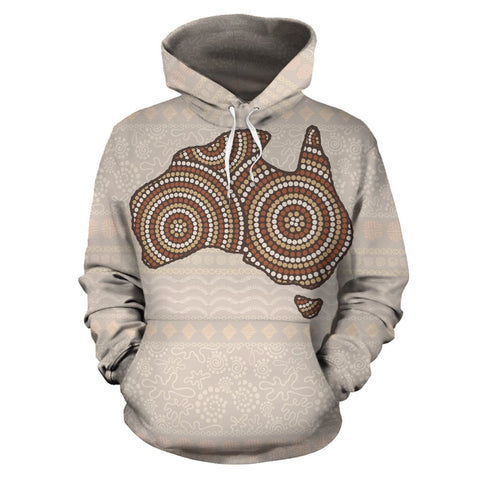 Australia Flag All Over Print Hoodies
