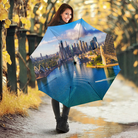 Image of Sydney Gorgeous Sky View Umbrella TH7
