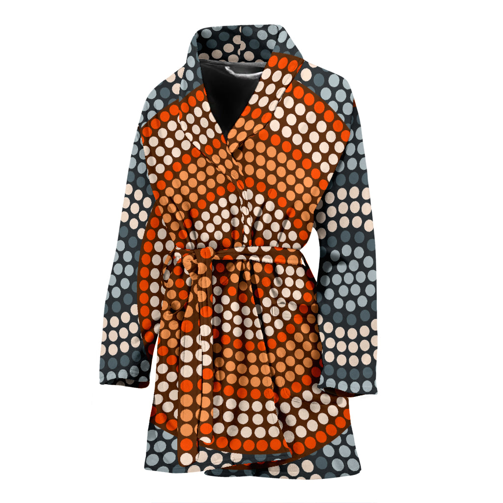 Australia Womens Bath Robe Aboriginal 05