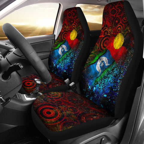 1stAustralia Car Seat Covers - Always Was, Always Will Be
