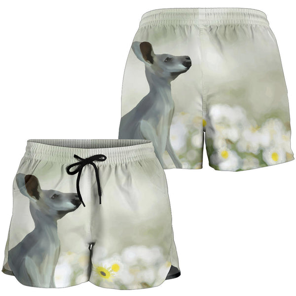 1stAustralia Short - Kangaroo Short Painting - Women - K5
