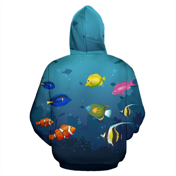 Hoodie Australia FishesŠܢ By 1staustralia for Men and Women